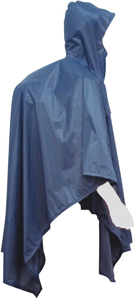 Αδιάβροχο Poncho Large