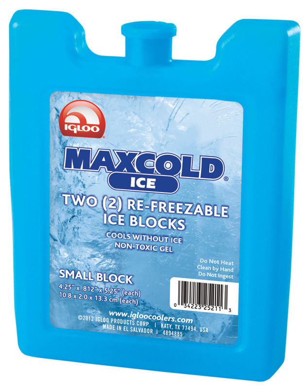 Παγοκύστη Igloo Ice Block Small 200 Gr.
