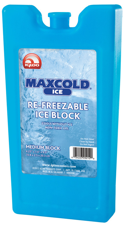 Παγοκύστη Igloo Ice Block Medium 400 Gr.