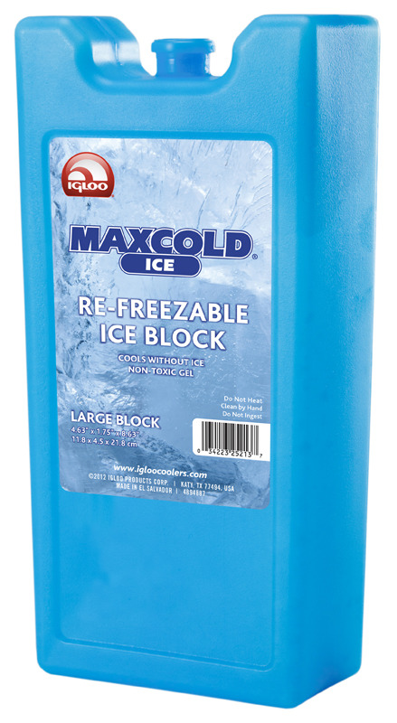 Παγοκύστη Igloo Ice Block Large 850 Gr.