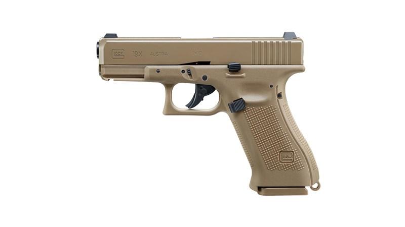 Αεροβόλο Glock 19x Blowback