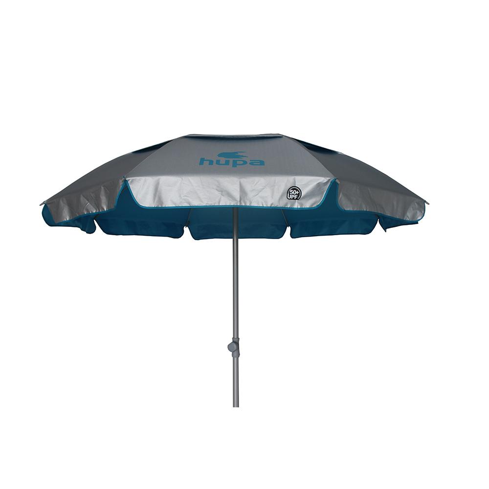 Ομπρέλα Θαλάσσης Hupa Ostria Ασημί/Γαλάζιο
