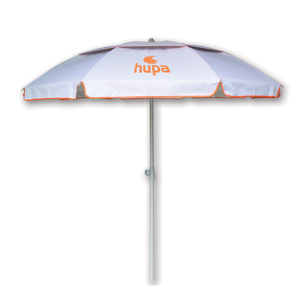 Ομπρέλα Θαλάσσης Hupa Ostria Άμμου/Ασημί