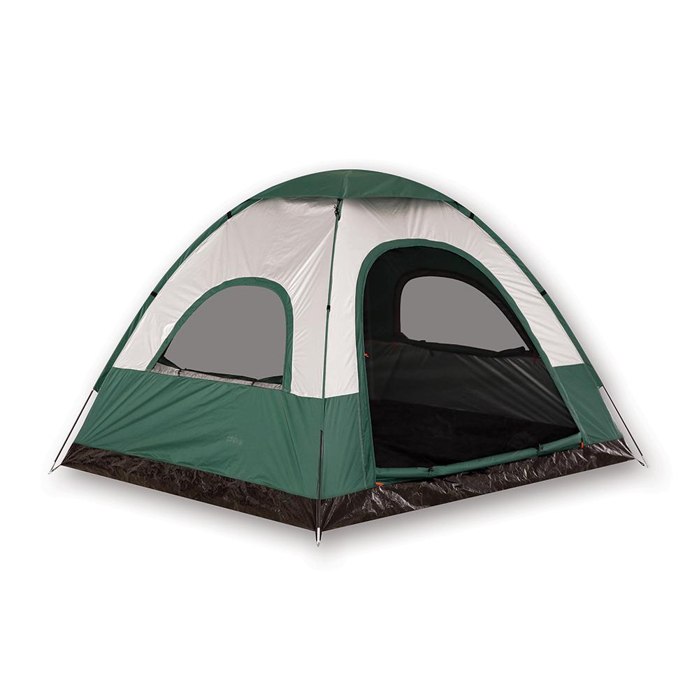 Σκηνή 4 ατόμων Camping Plus By Terra Vega 4p