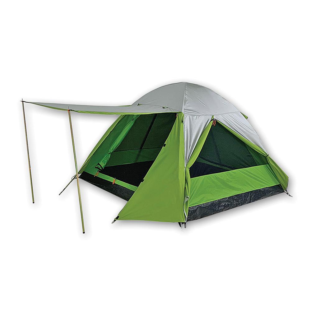 Σκηνή 3 Ατόμων Camping Plus By Terra Neptune 3p
