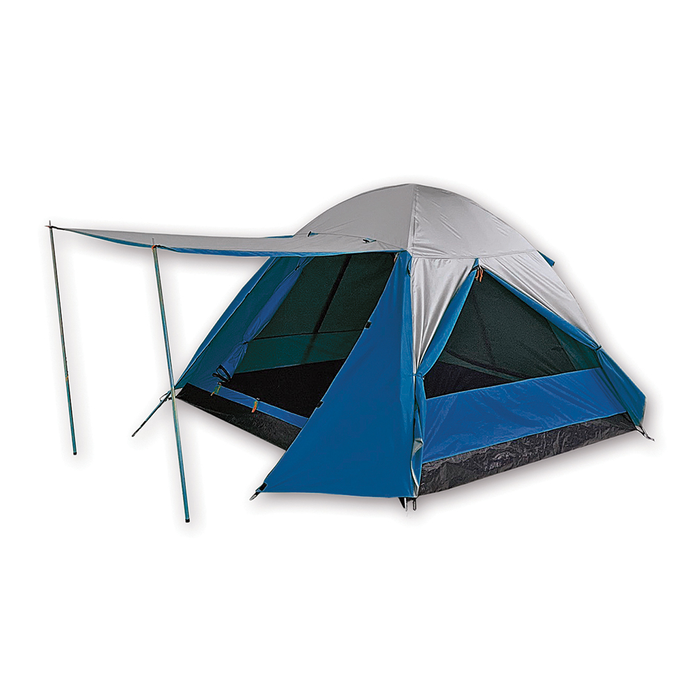Σκηνή 4 Ατόμων Camping Plus By Terra Celeste 4p