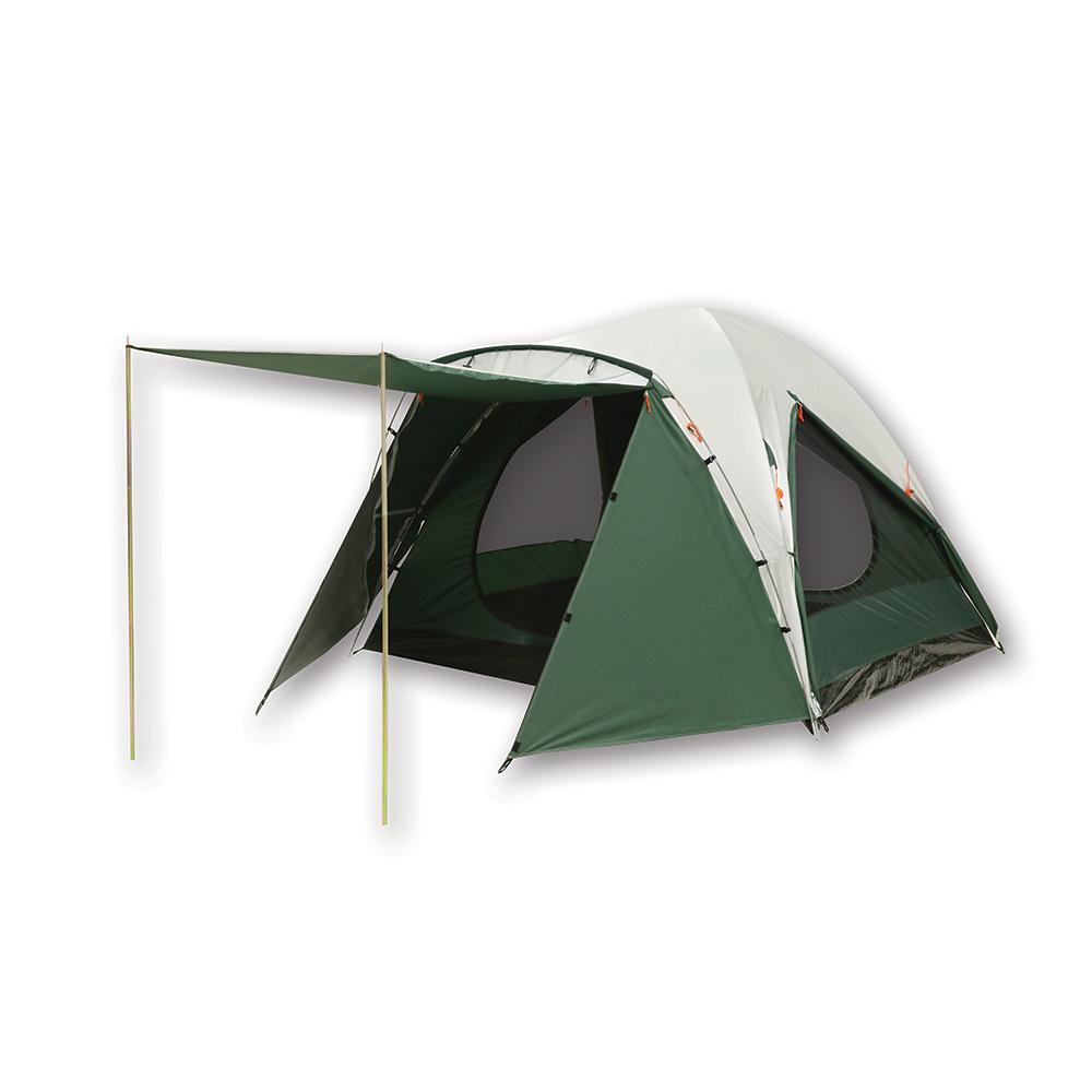 Σκηνή 4 Ατόμων Camping Plus By Terra Mercury 4p