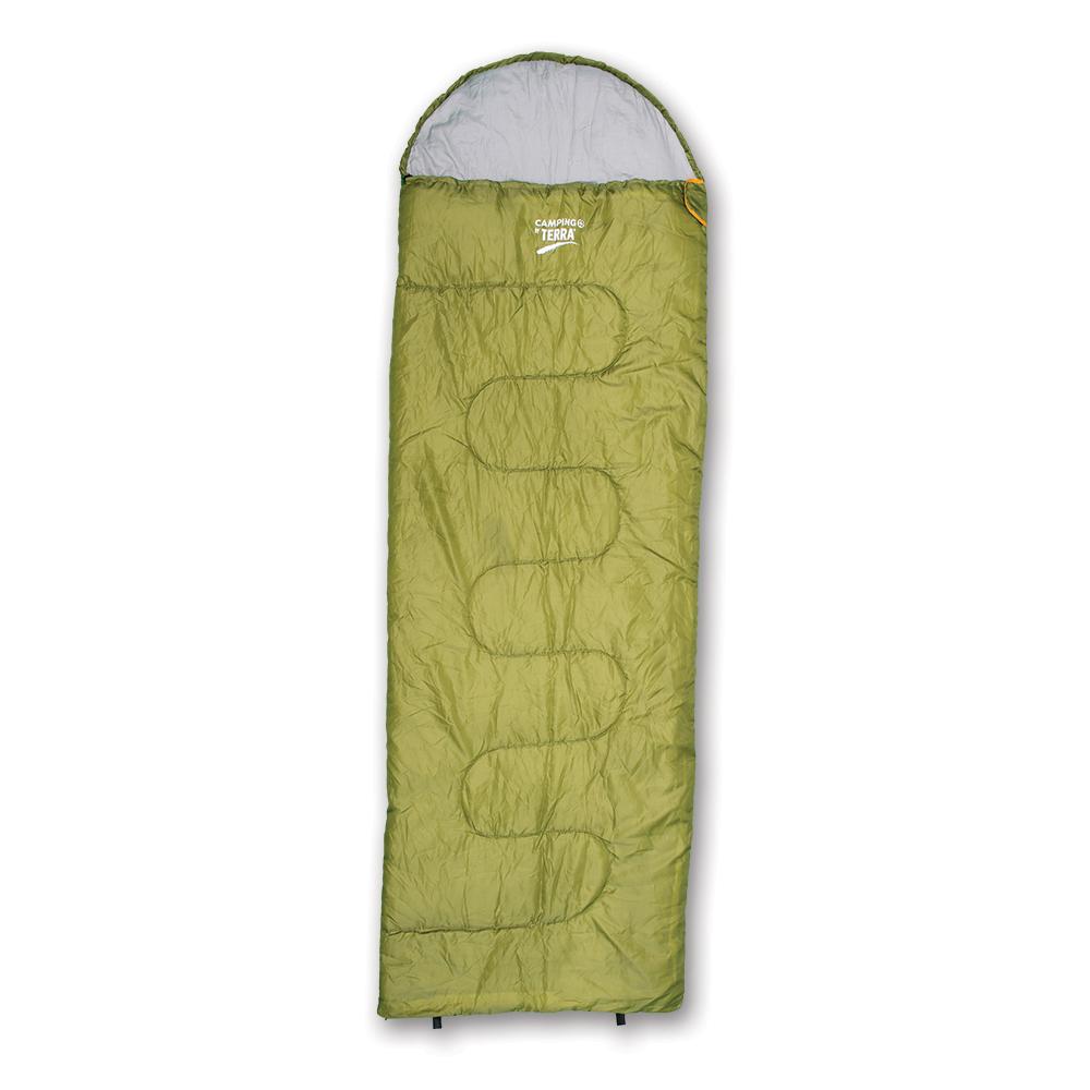 Υπνόσακος Camping Plus By Terra Classic 150 Χακί