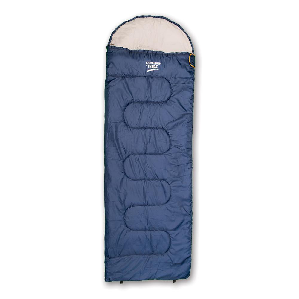 Υπνόσακος Camping Plus By Terra Classic 150 Μπλε