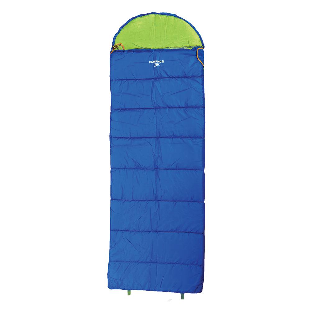 Υπνόσακος Camping Plus By Terra Expert 80 Μπλε/Λαχανί