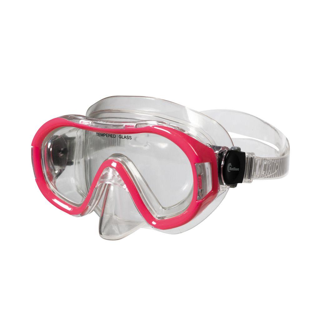 Σετ Παιδικό Μάσκα-Αναπνευστήρα Blue Wave Nino