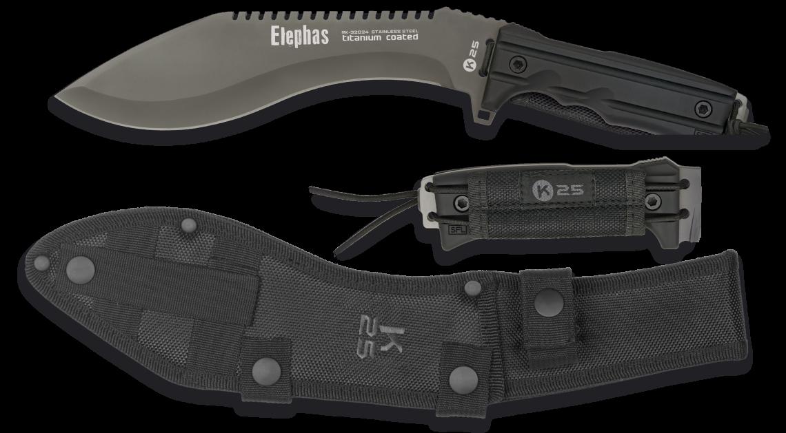 Μαχαίρι Tactical K25 Elephas
