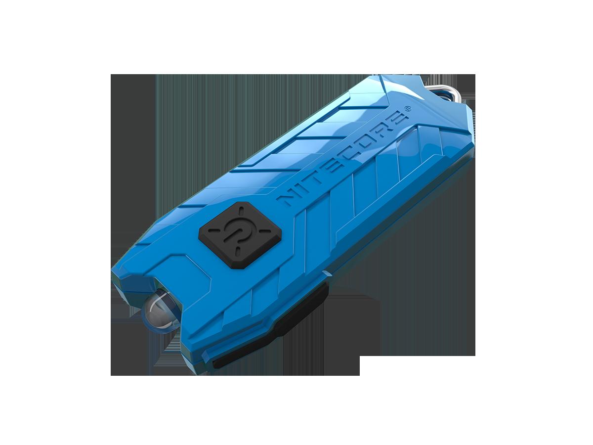 Φακός Μπρελόκ Led Nitecore Tube Μπλε V2.0 55 Lumens
