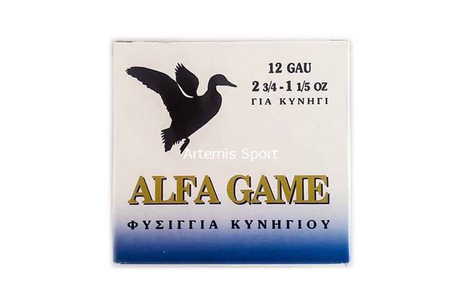 Φυσίγγια Alfa Game Διαποράς