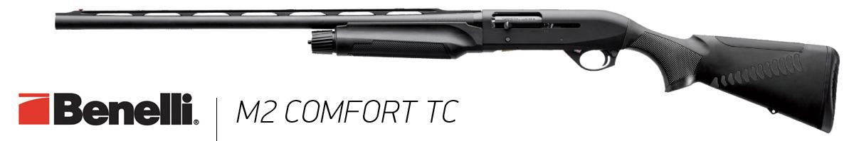 Αριστερή Καραμπίνα Benelli M2 Comfort Tc
