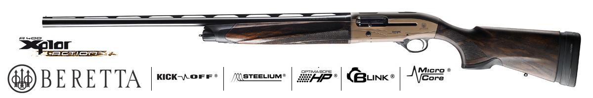 Αριστερή Καραμπίνα Beretta A400 Xplor Action