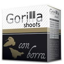Φυσίγγια Gorilla Shoots Con Borra