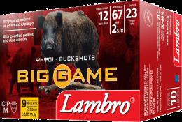Φυσίγγια Lambro Big Game