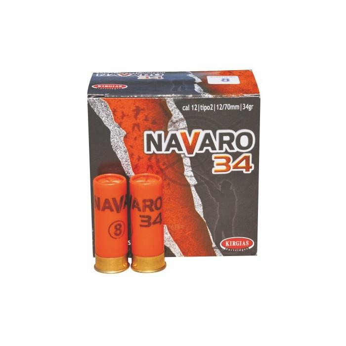 Φυσίγγια Navaro 34 C12