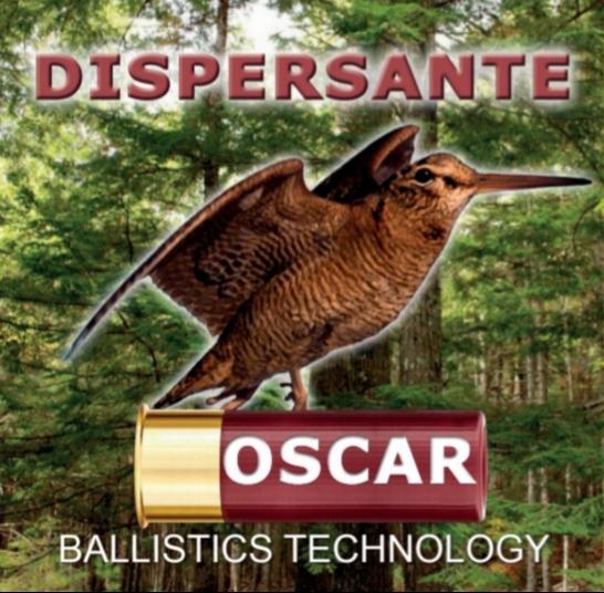 Φυσίγγια Oscar Dispersante 35 Gr.