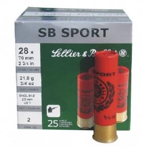 Φυσίγγια Sellier & Bellot Sb Sport