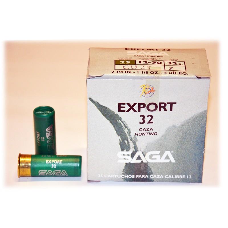 Φυσίγγια Saga Export 32 Gr.