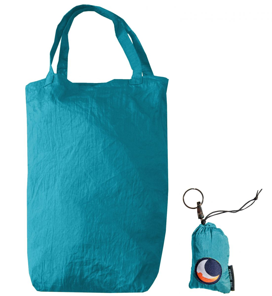 Τσάντα Με Μπρελόκ Aqua