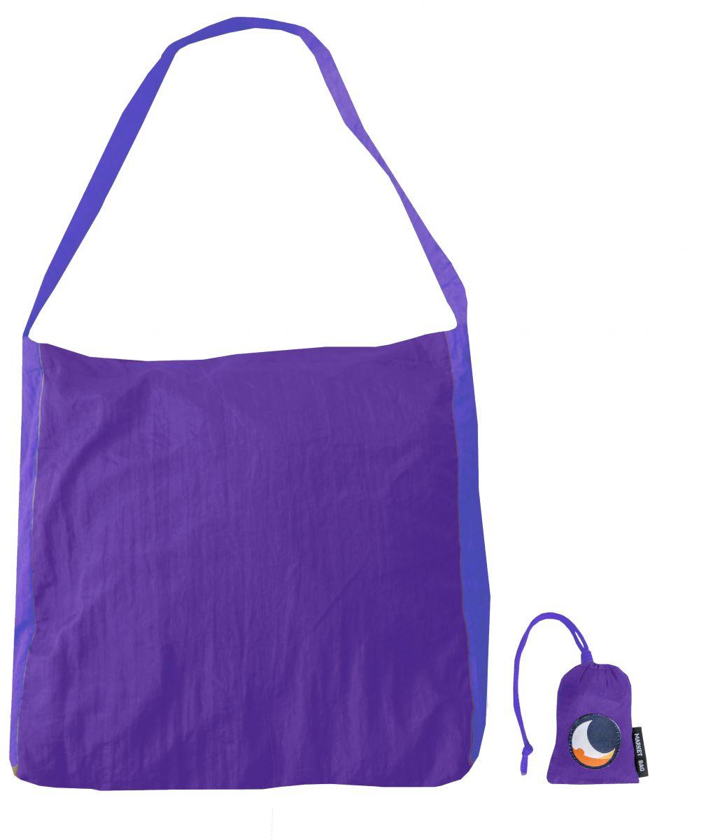 Τσάντα Μεσαία Purple