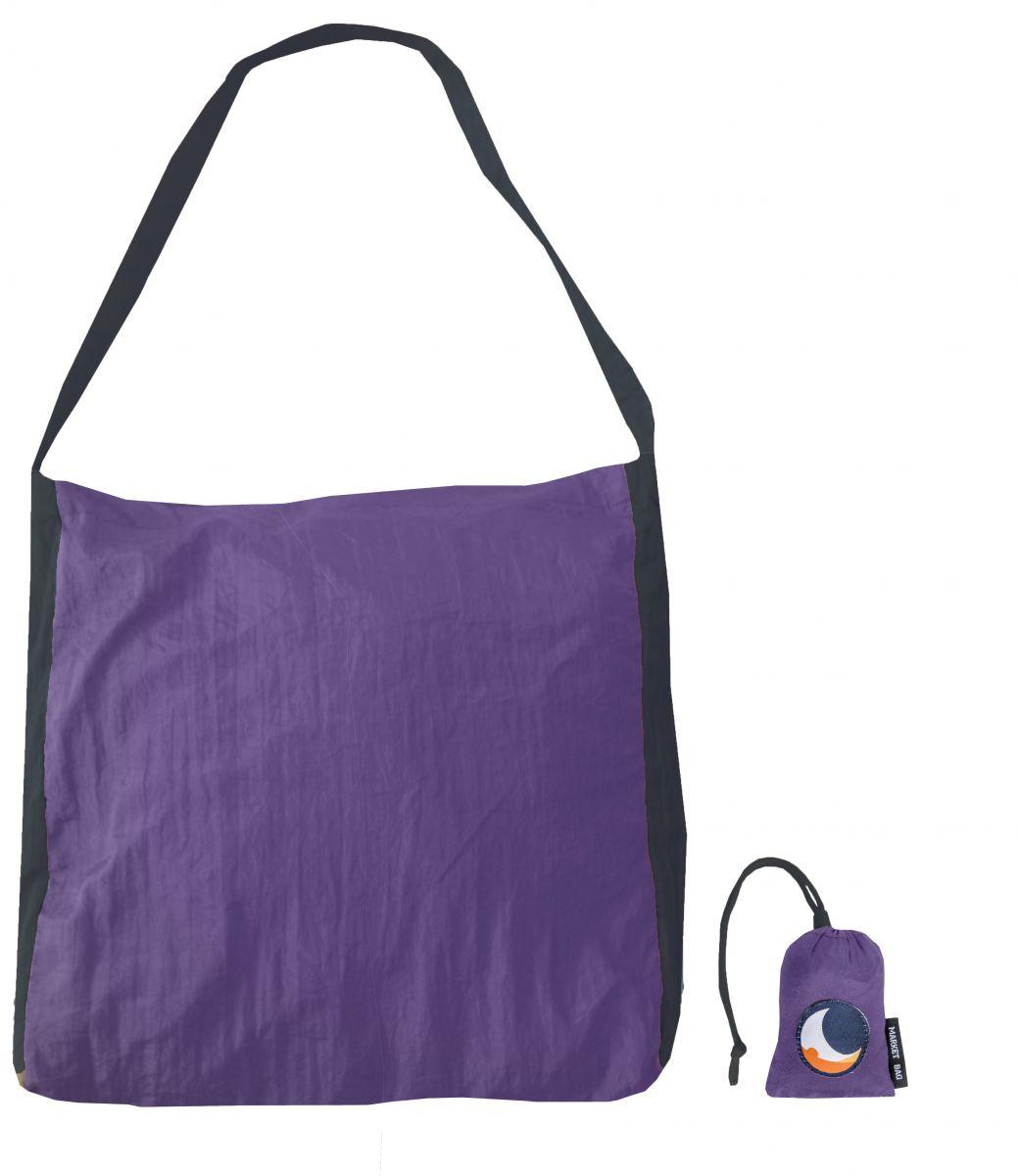 Τσάντα Μεγάλη Purple/navy
