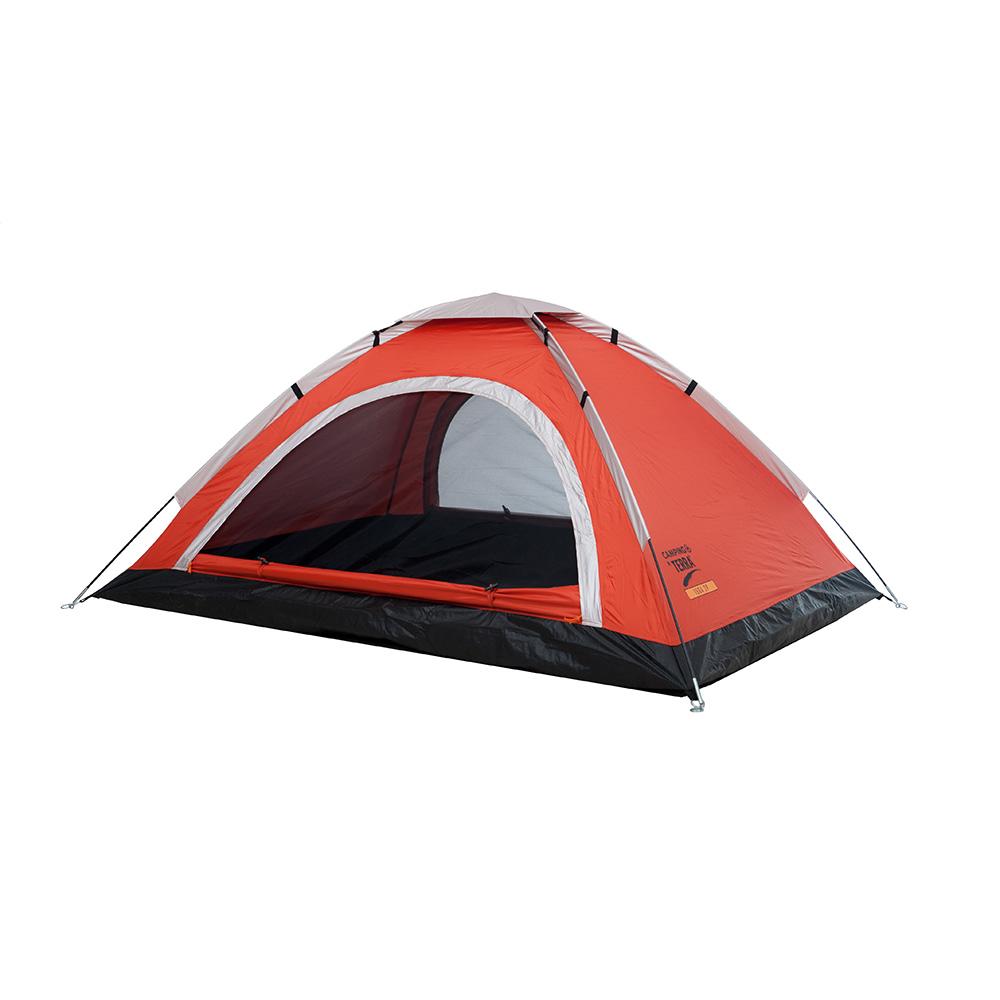 Σκηνή 2 Ατόμων Camping Plus By Terra Vega 2