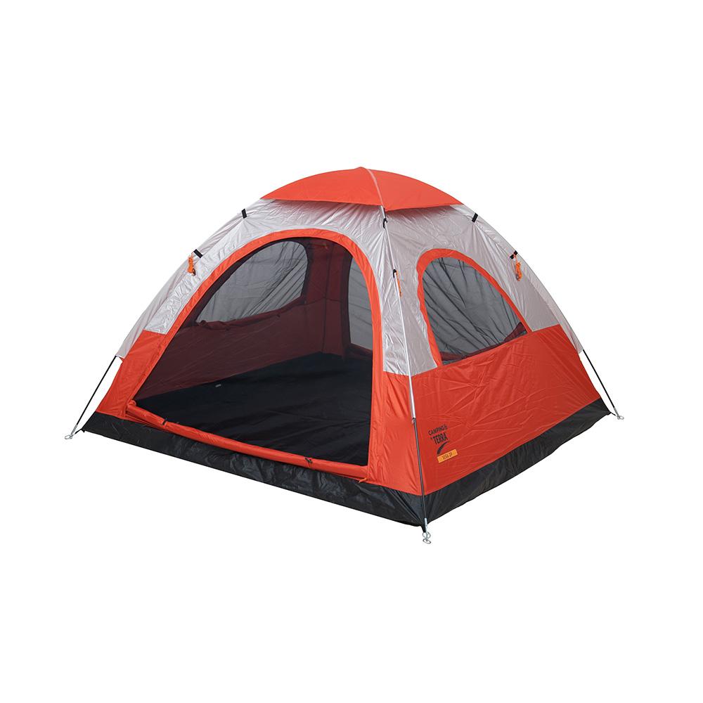 Σκηνή 3 Ατόμων Camping Plus By Terra Vega 3
