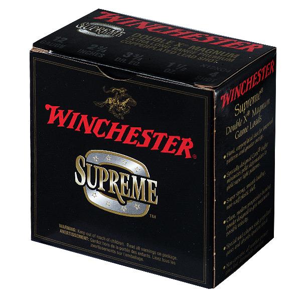 Φυσίγγια Winchester Supreme 53 Gr.