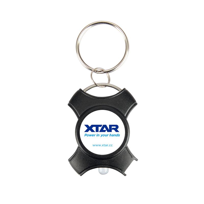 Επαναφορτιζόμενο Μπρελόκ Led Xtar X-craft