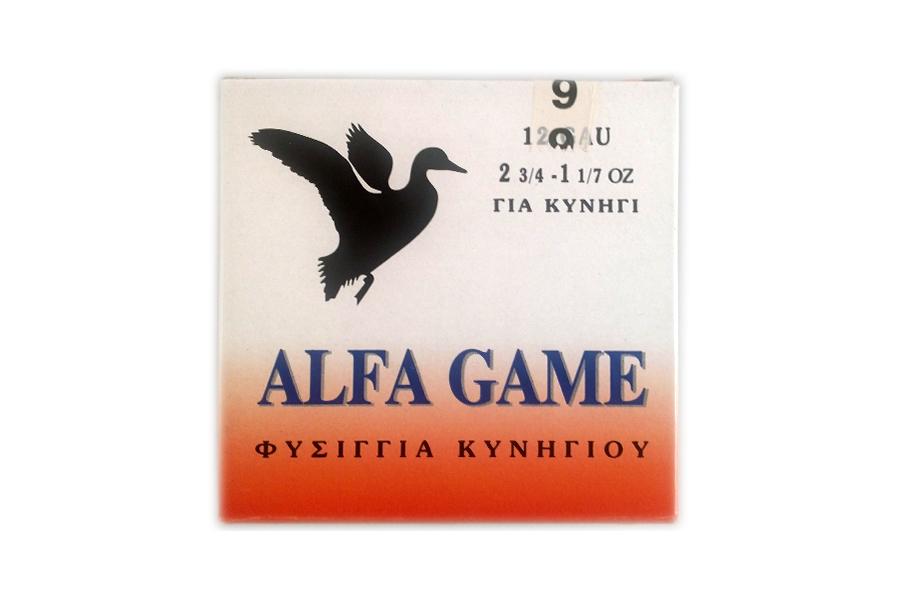 Φυσίγγια Alfa Game
