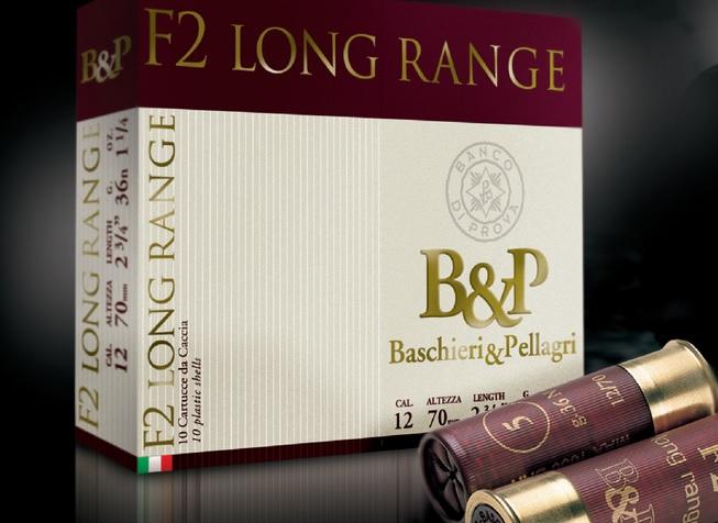 Φυσίγγια B&p F2 Long Range
