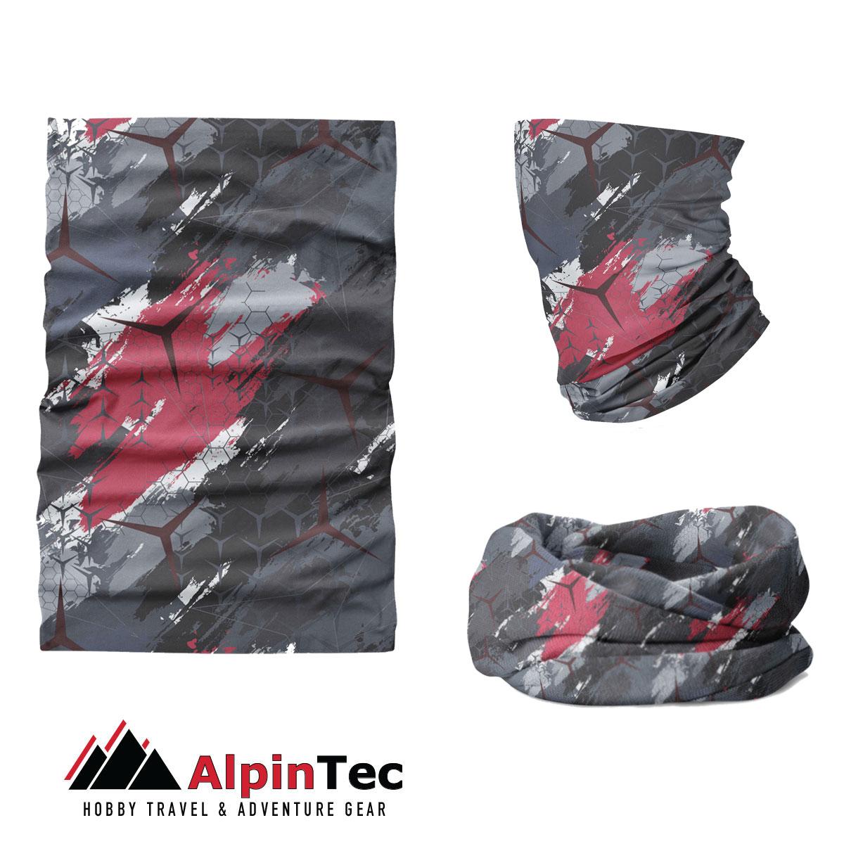 Μαντήλι Λαιμού Alpintec Coolmax Uv Energy