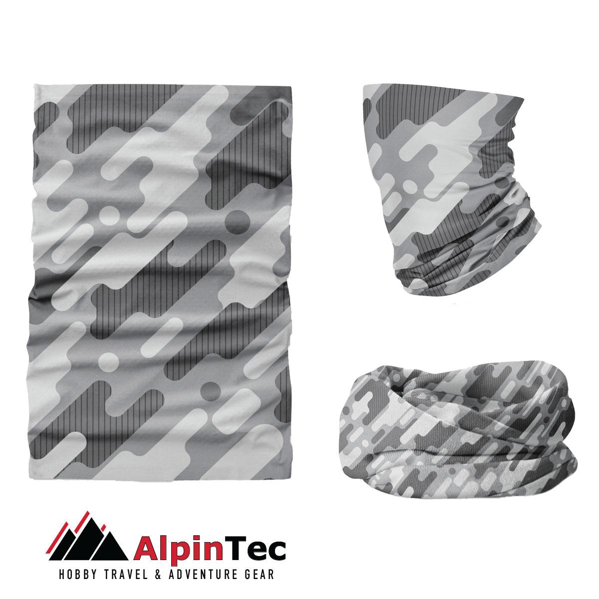 Μαντήλι Λαιμού Alpintec Coolmax Uv Nube