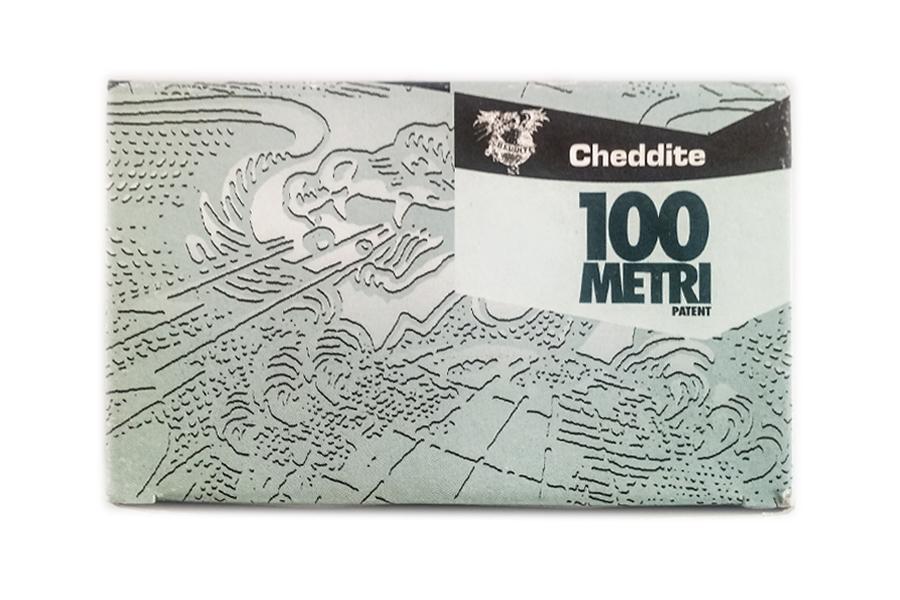 Φυσίγγια Cheddite 100 Metri