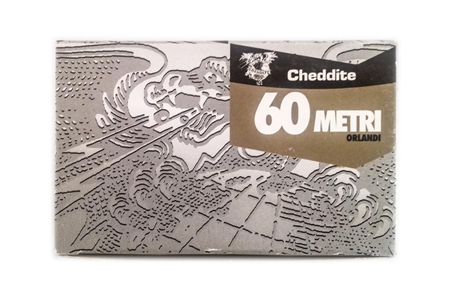 Φυσίγγια Cheddite 60 Metri