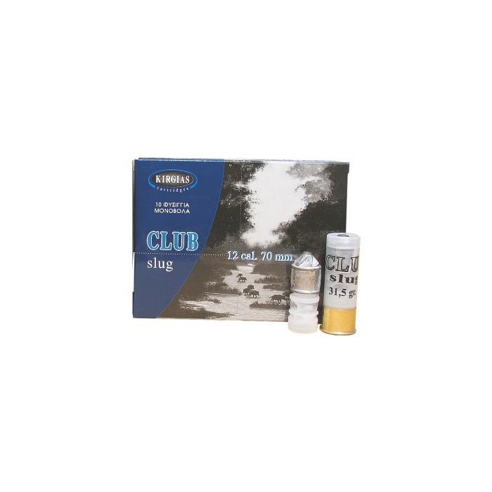 Φυσίγγια Club Slug C12