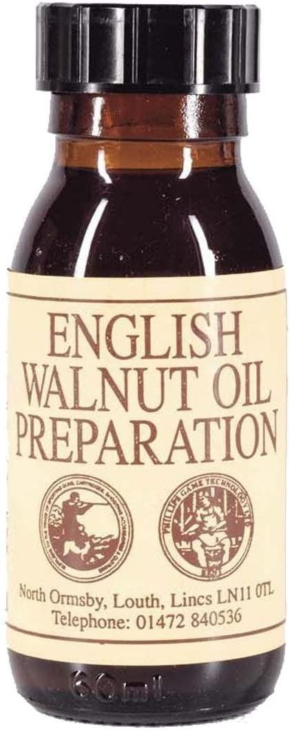 Λάδι Phillips English Walnut Oil Preparation 60ml