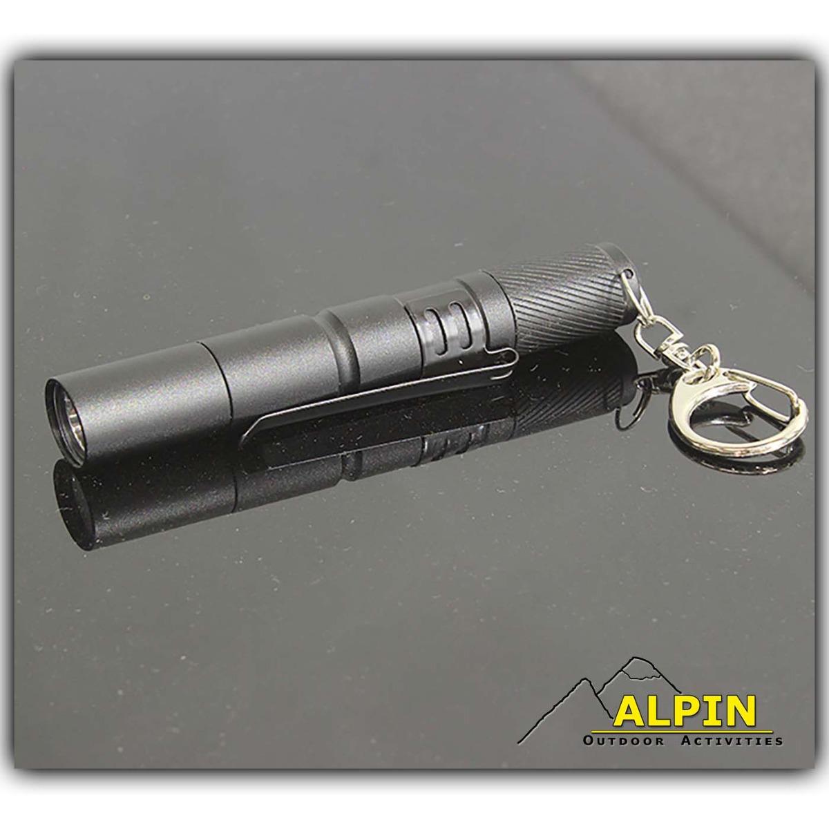 Φακός Στυλό/Μπρελόκ Alpin 130lm