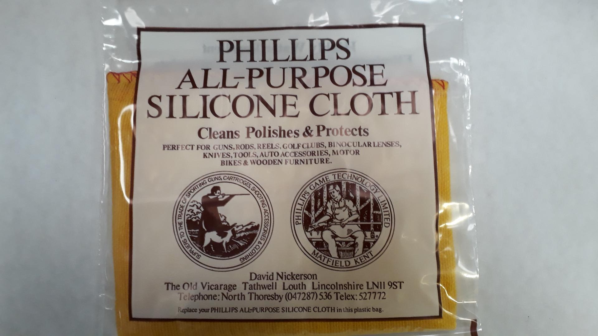 Πανάκια Καθαρισμού Phillips All Purpose Silicone Cloth