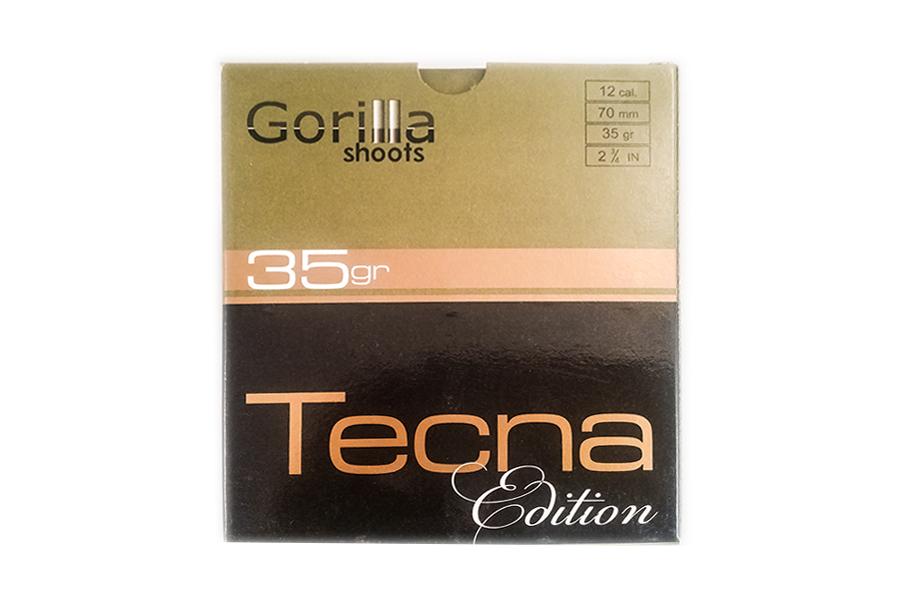 Φυσίγγια Gorilla Tecna Edition