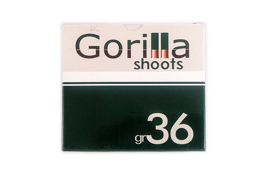 Φυσίγγια Gorilla Shoots