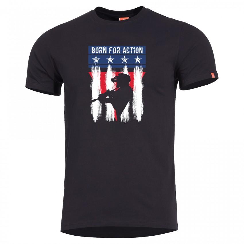 """Κοντομάνικη Μπλούζα Pentagon Ageron """"ranger"""""""