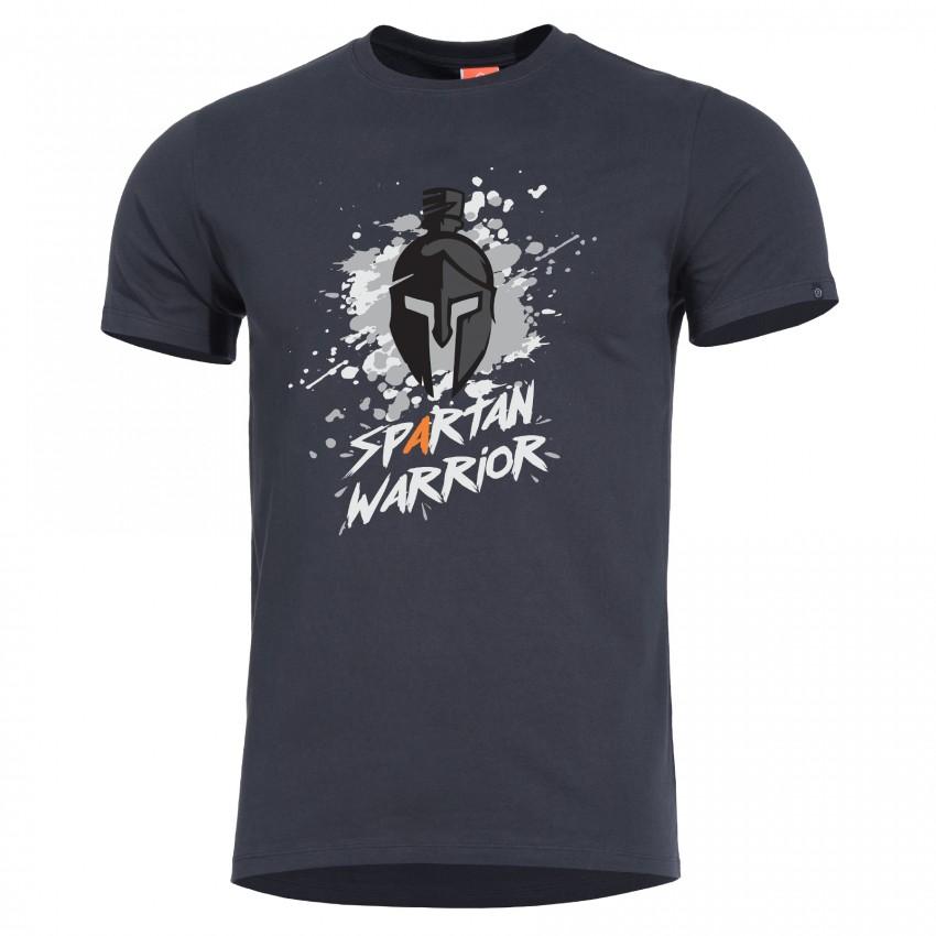 """Κοντομάνικη Μπλούζα Pentagon """"spartan Warrior"""""""