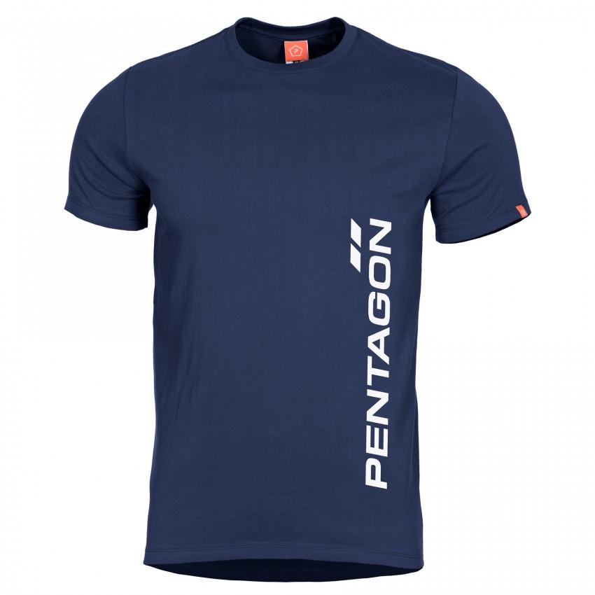"""Κοντομάνικη Μπλούζα Pentagon Ageron """"vertical"""""""