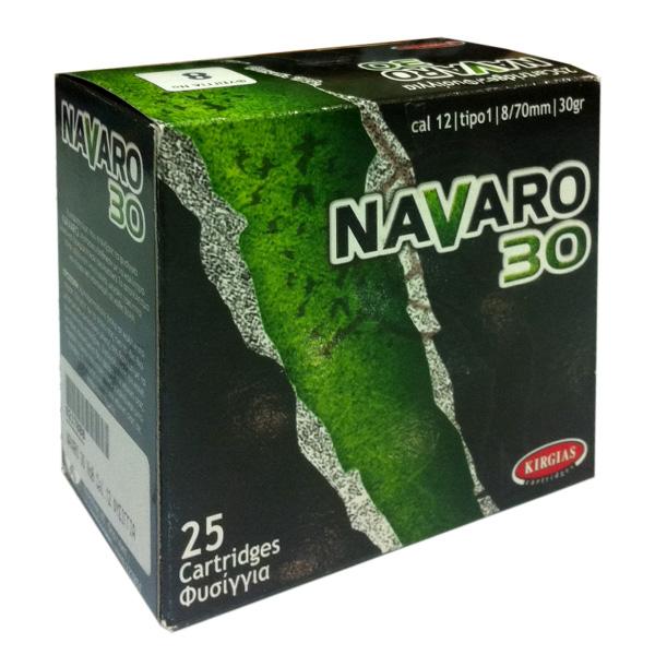 Φυσίγγια Navaro 30