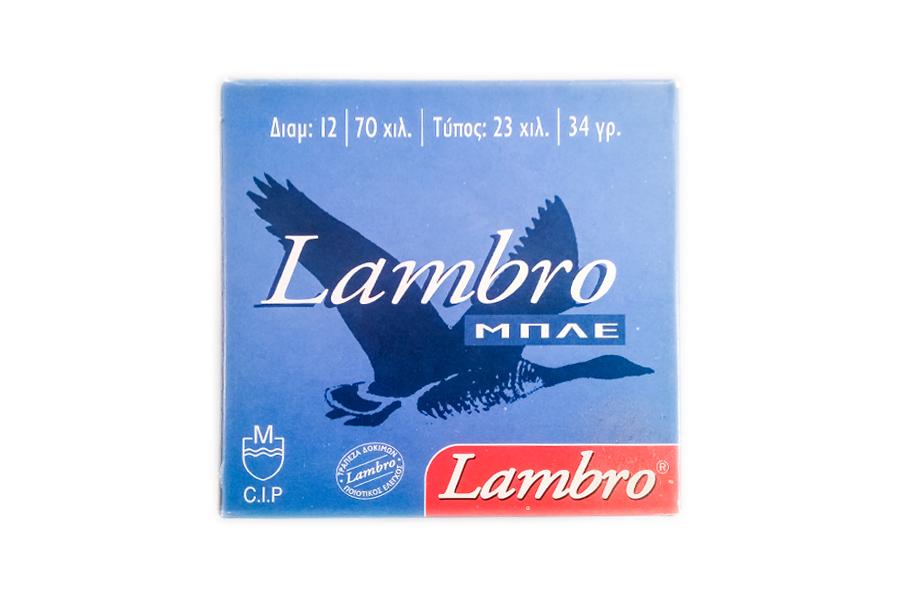 Φυσίγγια Lambro Μπλε